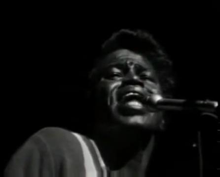 James Brown Live Paris in 1968