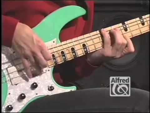 Bass – Billy Sheehan – Advanced Bass Lines