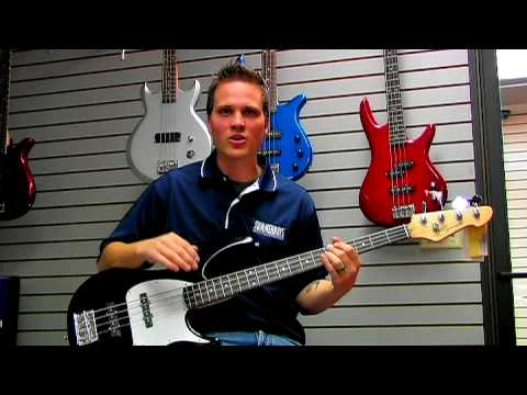 Easy Bass Guitar Lesson 5 Rock Songs For Beginners
