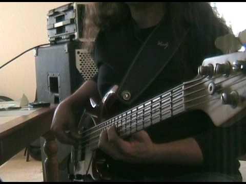 Erik Macpherson Bass Exercise On 5 String Bass