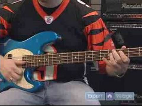 How to Play Slap Bass Guitar Using Hammer Ons